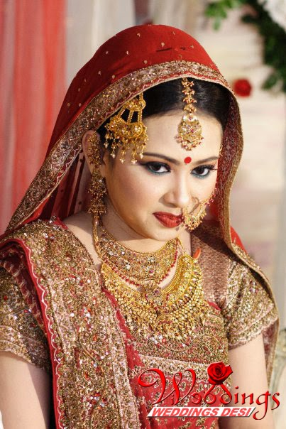 Wedding Desi: Beautiful Bride Mehndi Shadi Photo Shoot Style