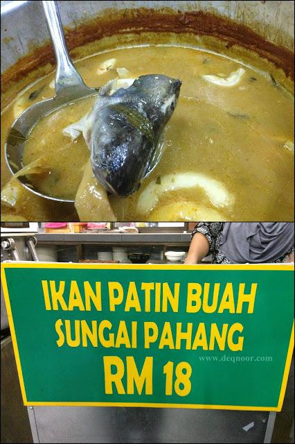 Ikan Patin Buah Sungai Pahang
