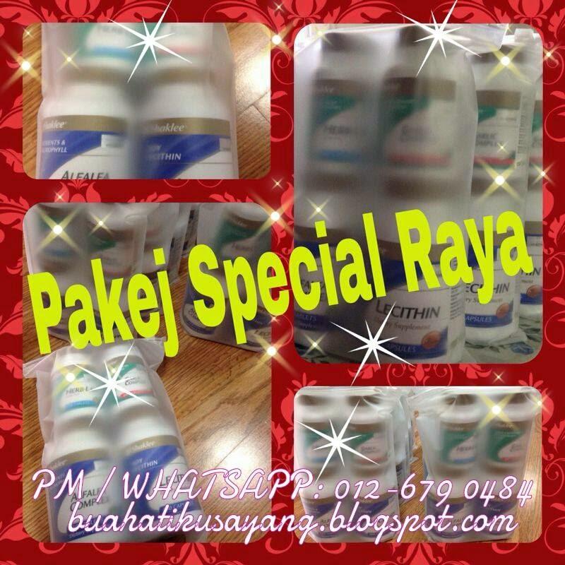 RAYA SPECIAL!!