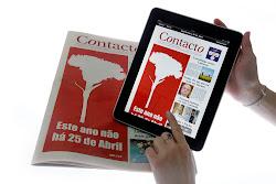 NOVIDADE : Jornal CONTACTO agora no iPAD