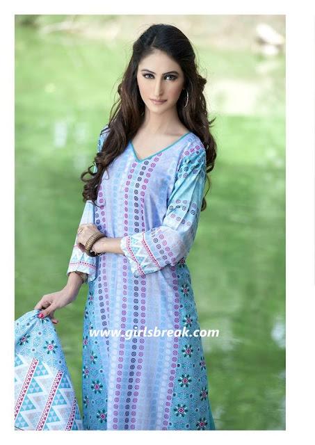 Sitara Sapna 2015 Spring Summer Dresses www.fashionwebcity.blogspot.com