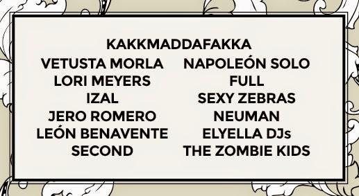 Alhambra Sound crónica 2014 Festival