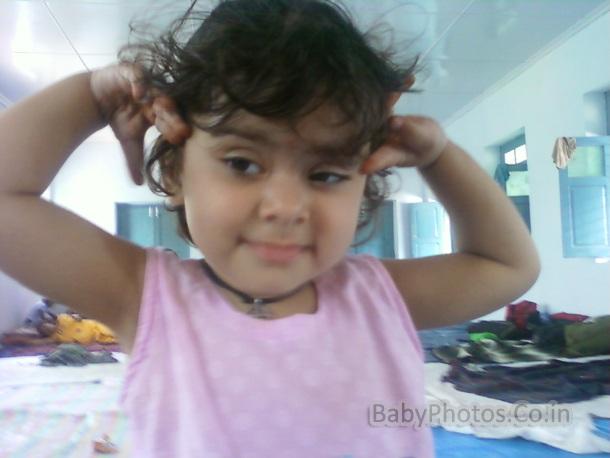 Beautiful indian baby photos 10