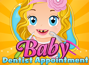 Baby Dentist Appointment