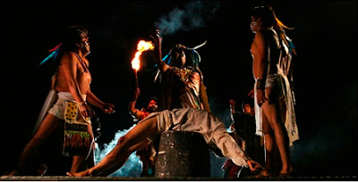 Human Sacrifice: Cut a Person Open from Throat to Stomach and Rip out Their Heart as an Offering to the Gods (Aztec