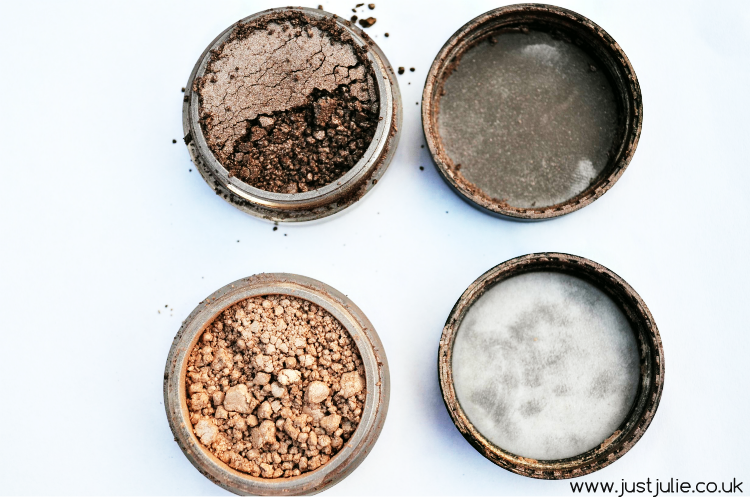 Makeup Geek Pigments in Nightlife and Sweet Dreams