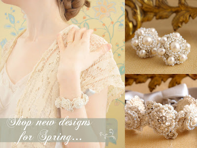 Edera Jewelry Spring Summer 2012 Bridal Collection