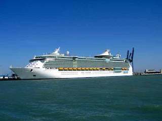 Our Cruise Ship - 'Liberty of the Seas'