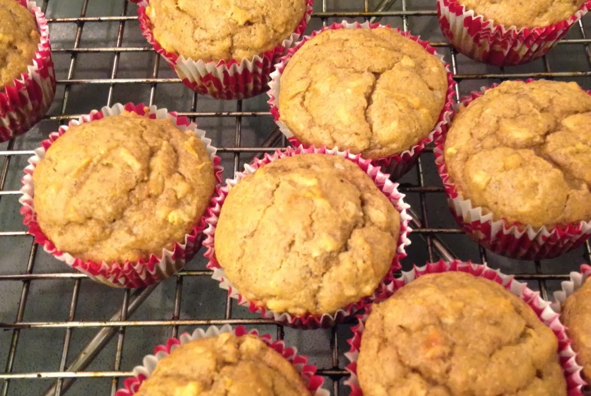 ... Nutrition: SWEET POTATO APPLE MUFFINS (THE BEST PALEO MUFFIN EVER