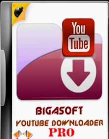 Bigasoft YouTube Downloader Pro 1.2.18.0471