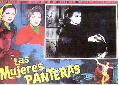 Las mujeres panteras [The Panther Women]