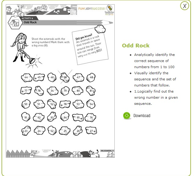 Cool Math Worksheets – Cool Maths Worksheets