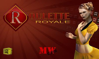 Screenshots of the Roulette Royale for Android tablet, phone.