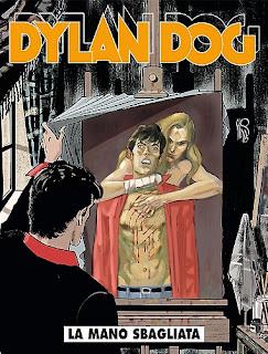 Dylan Dog n. 348 - La mano sbagliata