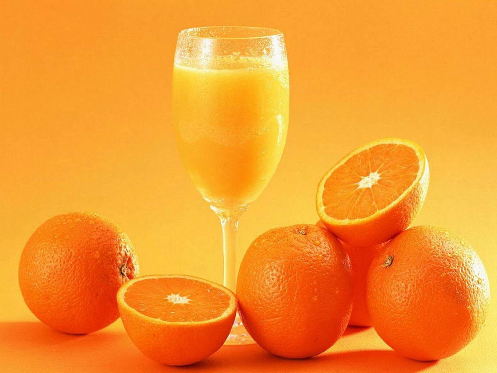 Orange Fruits Wallpapers Desktop Wallpaper