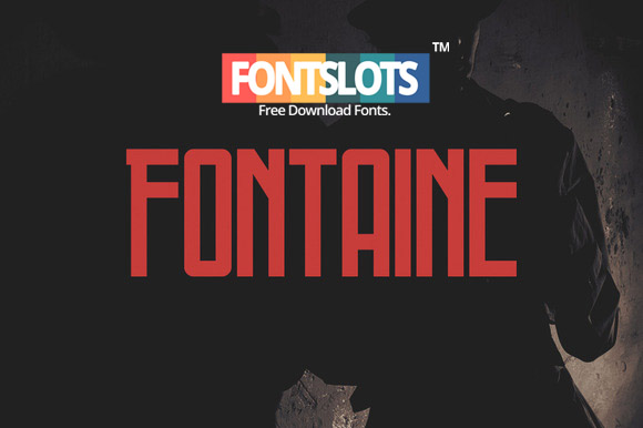 Fontaine typeface font free download freebies psd fontaine typeface font free download publicscrutiny Gallery