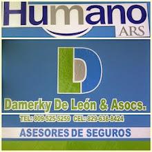 HUMANO ARS; DAMERKY DE LEÓN, REPRESENTANTE