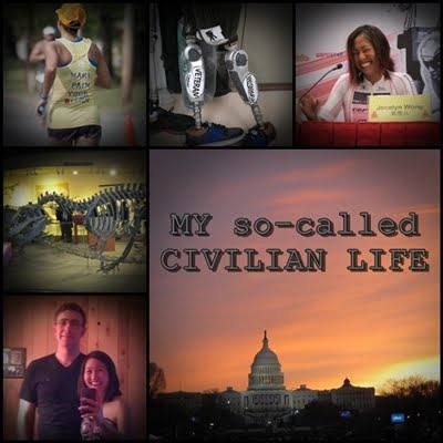 My so-called CIVILIAN LIFE