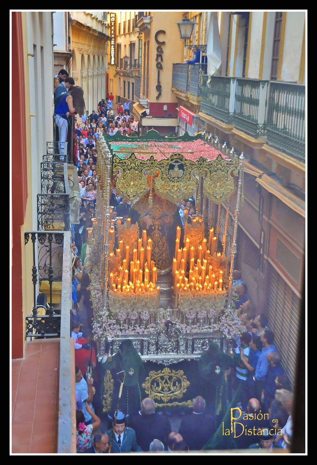 Palio-Virgen-Rocío.Semana-Santa-Sevilla-2015