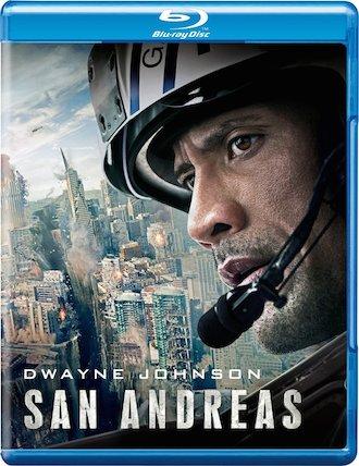 San Andreas 2015 Dual Audio [Hindi Eng] BRRip 720P ESubs