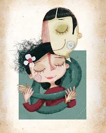 Antonio Machado para niños y... Ilustra Tesa González