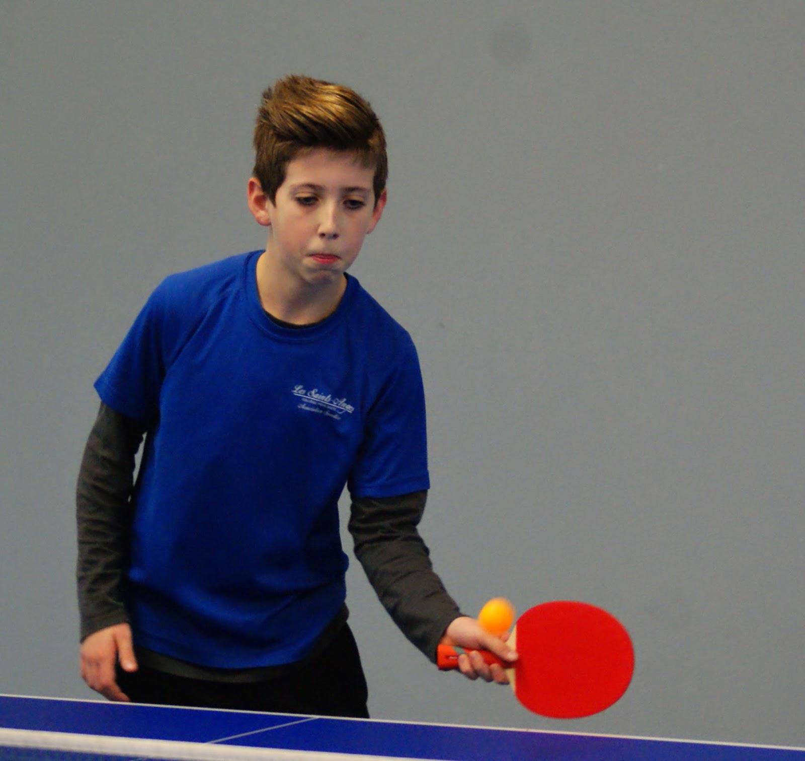 Association sportive f vrier 2016 - Julien lacroix tennis de table ...