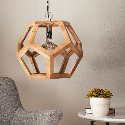 Wood Light from Target
