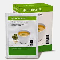 Sopa Herbalife