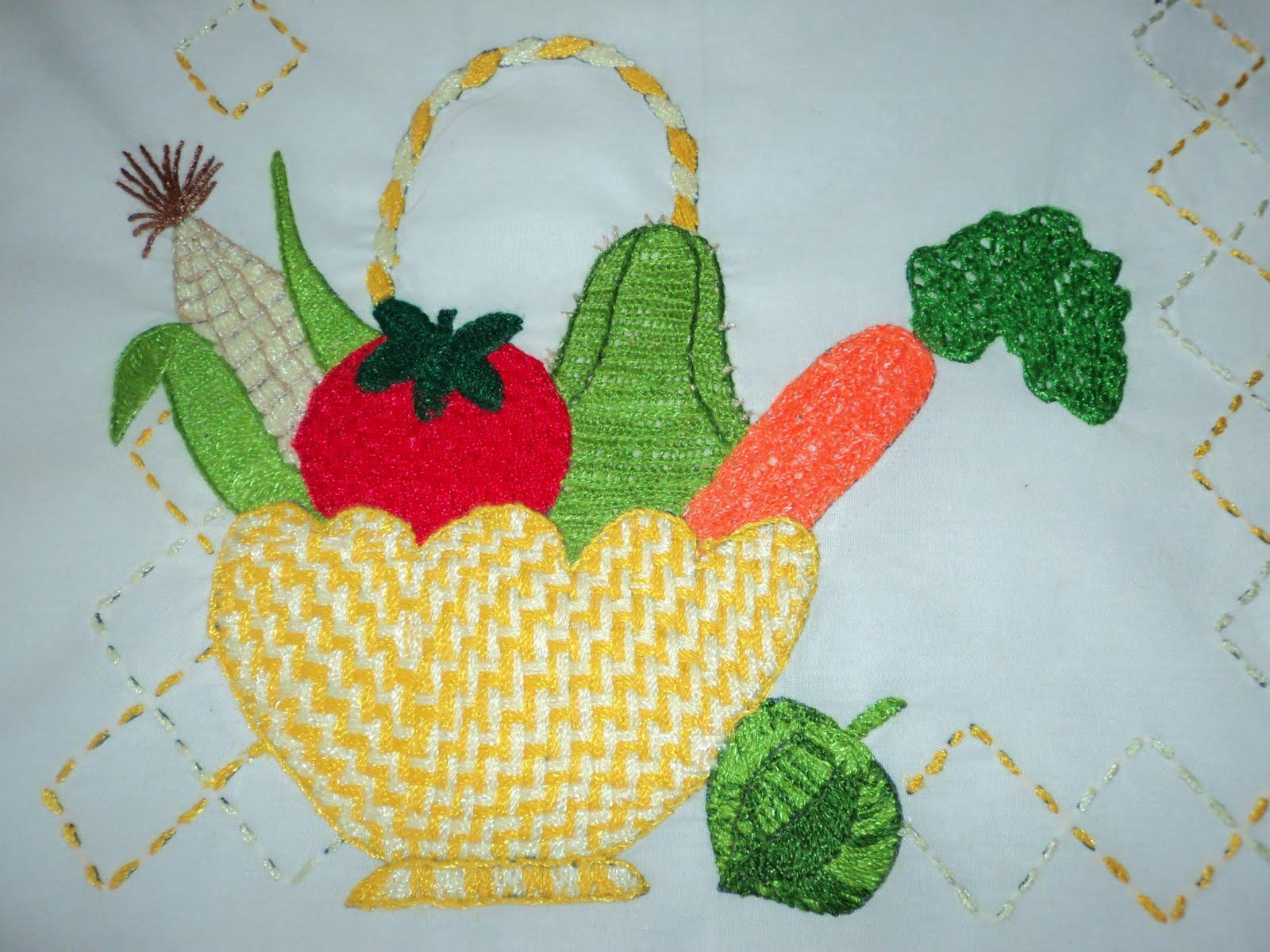 Puntadas Para Bordado Frutas | Consejos De Fotografía