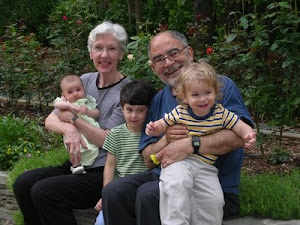 Los abuelos de hoy, activos, cercanos y optimistas!!