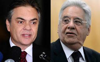 Depois da citação de propina para governo FHC, Cássio baixa o tom sobre Lula