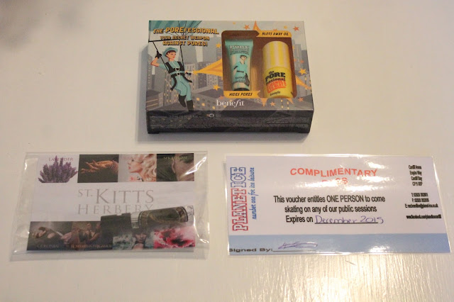 benefit porefessional sample kit st kitts herbert perfume sample planet ice voucher