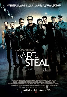 Filme The Art Of The Steal Legendado AVI BDRip