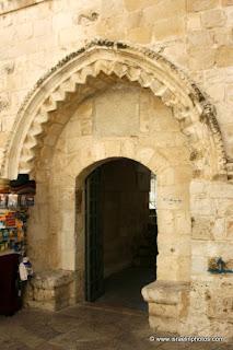 O Cenáculo e o Túmulo de David - Fotografias de Cidade Antiga de Jerusalém (Cidade Velha de Jerusalém)