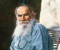 Leo Tolstoy. Click.
