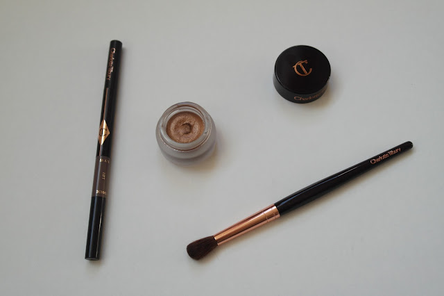 Charlotte Tilbury Makeup Haul by What Laura did Next