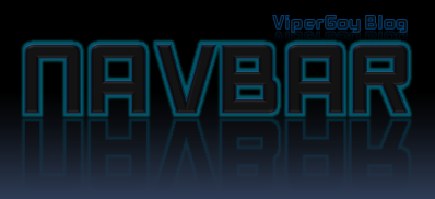 Cara Menghilangkan Navbar Pada Blog ViperGoy