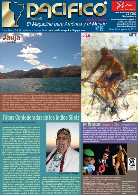 Revista Pacífico Nº 79 Turismo