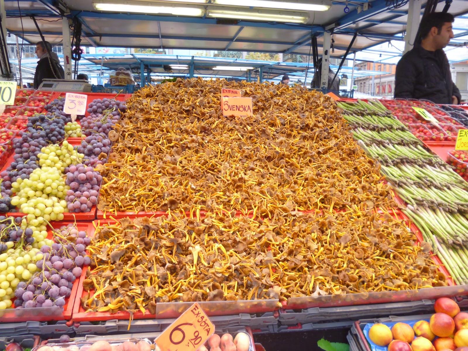 stockholm fruit market