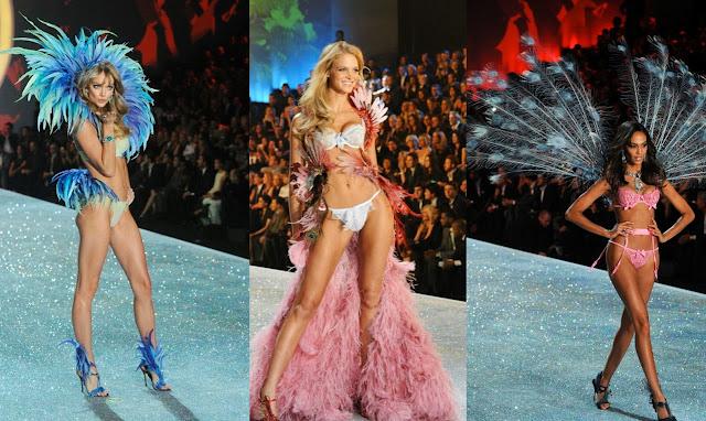 Victoria's Secret, models, angels, stunning, fabincblog