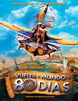 La vuelta al mundo en 80 días (2004) [Latino]