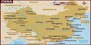 china, negeri tirai bambu