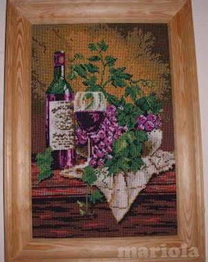 Wino winogronowe
