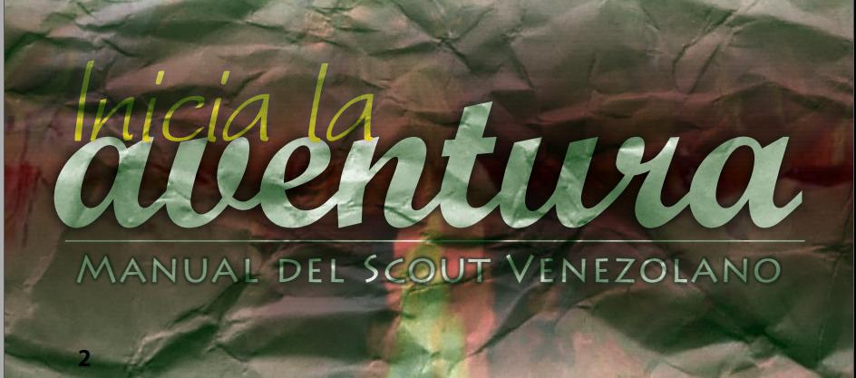 Manual Scouts Venezolano