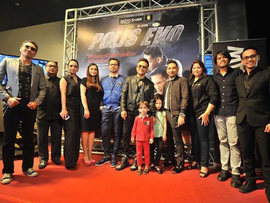 Polis Evo - Filem Tempatan Terlaris Sepanjang Zaman - 2015