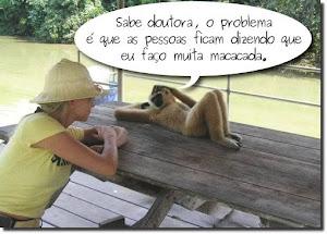 Monkeys Também Tem Problemas!