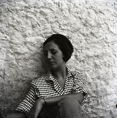 Pilar Lojendio. Eduardo Westerdahl