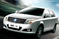 Gambar Mobil China Geely