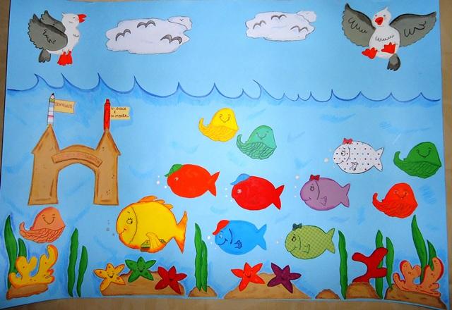 A scuola con poldo cartellone accoglienza for Idee per l accoglienza nella scuola dell infanzia