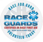 Proud to Be A Race Guard!